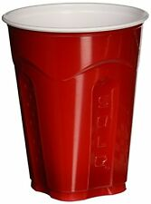 NEW Solo Squared Red Cups 18 Oz 72 Count FREE SHIPPING
