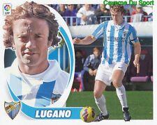 23 LUGANO URUGUAY MALAGA.CF PSG UPDATE MERCADO STICKER CROMO LIGA 2013 PANINI
