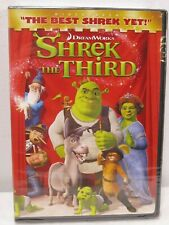 Shrek the Third (Dvd, 2007, Widescreen Version) Brand New! Slipcover!