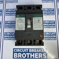 GE THED THED136020 20 Amp 600 Volt 3 Pole GREEN Circuit Breaker-Warranty