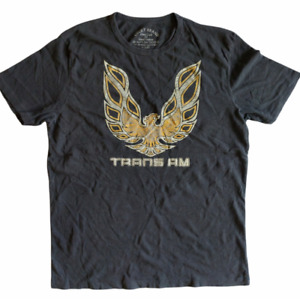 Lucky Brand Mens Pomtiac Trans Am TShirt New with Defects
