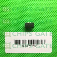 2PCS TLC27M7CP IC OPAMP GP 635KHZ 8DIP TI