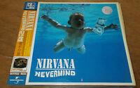 NIRVANA NEVERMIND JAPANESE RELEASE 2002 PLUS MTV UNPLUGGED MP3 VGC RARE !!!