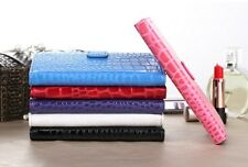 wallet new Design shiny leather case cover for samsung s5 i9600