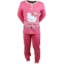 PYJAMA ENFANT HELLO KITTY ROSE