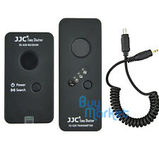JJC Wireless Remote Control ES-628O2 for Olympus OM-D E-M10 M2 E-PL3 etc.