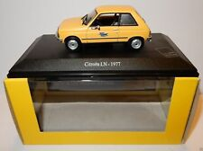 PROMOTION UH CITROEN LN 1977 POSTES POSTE PTT BOX 1/43 MODEL LUXE