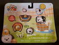 NEW Disney Tsum Tsum 5 pack PUPPY PARTY Pongo washable
