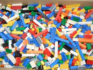 Lego Basic Grundbausteine über 300 Teile nur hohe bunt gemischt