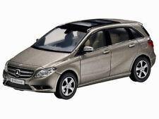 wonderful PR-modelcar Mercedes-Benz B-CLASS  2014 - monolithgrey - scale 1/43
