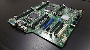 GWHMW Dell Precision T7810 Workstation Dual LGA 2011-3 DDR4 Motherboard