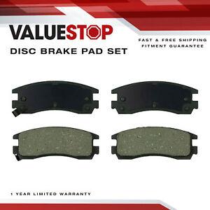Rear Ceramic Brake Pads for Buick;  Chevrolet; Oldsmobile; Pontiac
