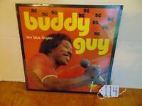 Buddy Guy Ten Blue Fingers Vinyl LP