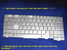 """Keyboard Key Only! Qty 1 """"Key"""" Per Buy It Now From a Sony Vaio VGN-TX670P Laptop"""