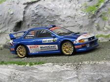 QSP Subaru Impreza S7 WRC '01 1:24 #4 Boers / Verhoeven BHV Expo Group Rally 06