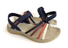 TEVA WOMEN ELZADA WEB ECLIPSE MULTI STRAPPY SANDAL US 7.5 / EU 38.5 / UK 5.5