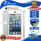 Apple  iPhone 5 - 64GB - White & Silver Smartphone