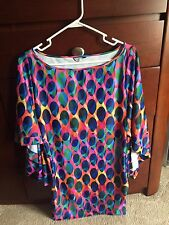 Trina Turk Swim Suit Cover Up Medium