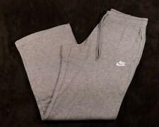 NWT Women's Nike Sportswear Club Fleece ~ Loose Fit Pants ~ BV4093-063 Gray ~ XL