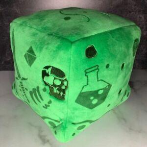 Gelatinous Cube –Plush