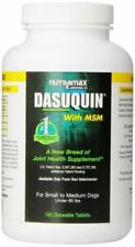 New listing Dasuquin with Msm for Small to Medium Dogs (150 Chewable Tablets), 08/2023, New