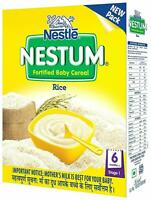 Nestle Nestum Infant Baby Cereal Rice Stage 1 (6-24 Months) 300G Powder (Box)