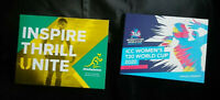 2019 & 2020 TWO DOLLAR COIN - WALLABIES- RUGBY WORLD CUP & T20 WOMEN'S WORLD CUP