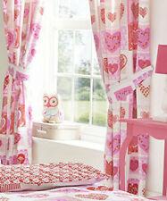 Cortinas y visillos dormitorio de poliéster de color principal multicolor