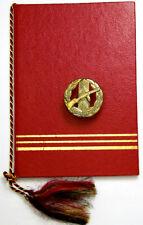 DDR B.0133 Leistungsabzeichen Grenzpolizei mit Blankourkunde