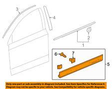 HONDA OEM 12-16 CR-V Front Door-Lower Molding Trim Left 75332T0AA01