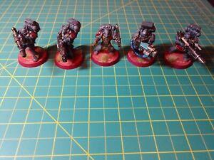 SB-131 GW Warhammer 40K Space Marine Red Scorpions Devastator Squad #2