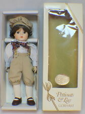 Vintage Gorham Frederick Petticoats and Lace Musical Doll New with Box