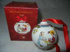 HUTSCHENREUTHER Boules de Noël Porcelaine 2007 du café (Mon Point de vente. 1)