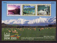 2000 New Zealand~London Stamp Show~Unmounted Mint~M/S~Stamp Set~ UK Seller~