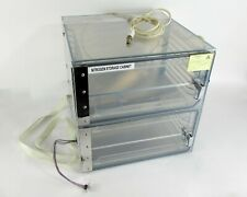 Tdi Int 2 Compartment Acrylic Desiccator Cabinet 16 X 16 14 X 16 14