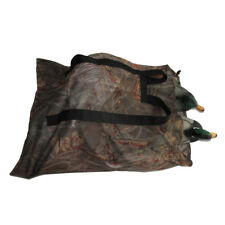 "Hunting Mesh Decoy Bag 27"" x 35"" Deep Camouflage Duck Goose Bird Storage Bag"