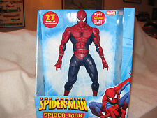 """The Amazing Spiderman 12"""" Poseable Action Figure 27 POA By Toy Biz 2006"""