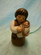 Thun Jubiläumskrippe - Mutter mit Kind