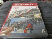 """DVD NEUF """"LA FOLLE HISTOIRE DU CENTRE POMPIDOU"""" documentaire de Julien DONADA"""
