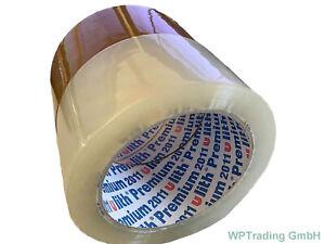 36 Ro Ulith Klebeband 50 mm x 66 lfm Packband Paketband Paketklebeband