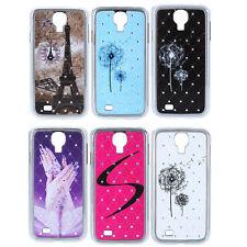 Markenlose Handy-Taschen & -Schutzhüllen mit Strass für das Samsung Galaxy S4
