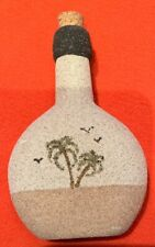 Sand Effect Decorative Bottle