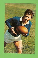 #D12. 1971 MOBIL NEWTOWN   RUGBY LEAGUE CARD #29  GARY  SULLIVAN
