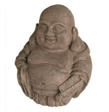 Superfish Zen Deco Laughing Buddha Aquarium Fish Tank Ornament Asian Style 14cm