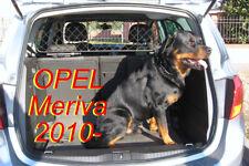 Trennnetz Hundenetz Hundegitter Trenngitter für Opel Meriva ab BJ 2010 -ErgoTech