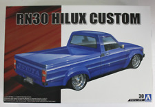 Aoshima  Toyota Hilux RN30 Custom Pickup Truck 1/24  #30  53614 (BOX A)