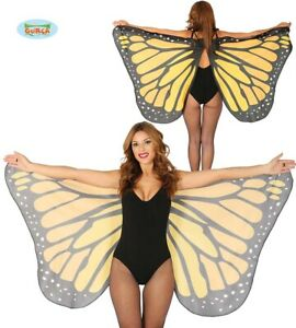 Adult Halloween Fancy Dress Butterfly Wings Insect wings New fg