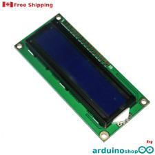 LCD1602 / LCD2004 Dot-Matrix LCD Display - Blue/White - opt. I2C - ArduinoShop