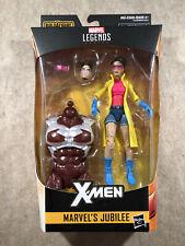 Marvel Legends X-Men Jubilee (Caliban BAF) 6? Action Figure 2018