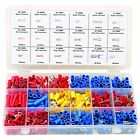 520 Piece Electrical Terminal Assortment with Storage Box Pack of 1